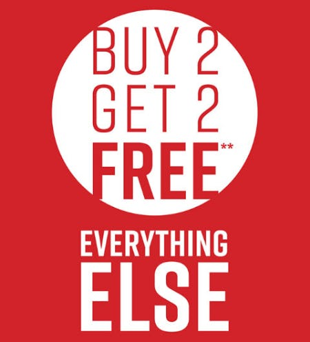 B2G2 Free Everything Else
