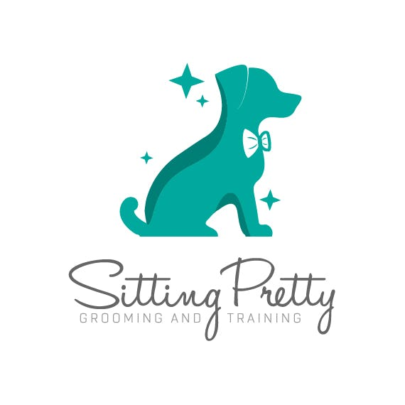 Sitting Pretty Hair Company Logo