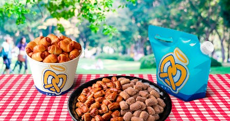 Auntie Anne's Launches NEW Catering Menu