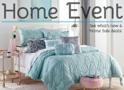 Home Event: See What's New & Home Sale Deals from Stein Mart