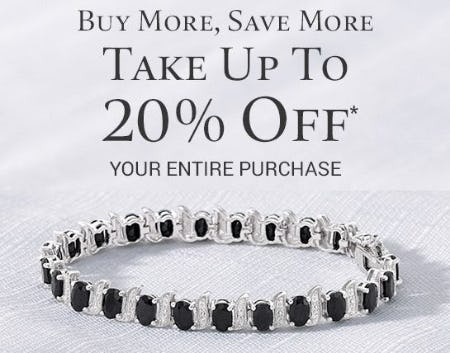 Buy More, Save More from Zales Jewelers