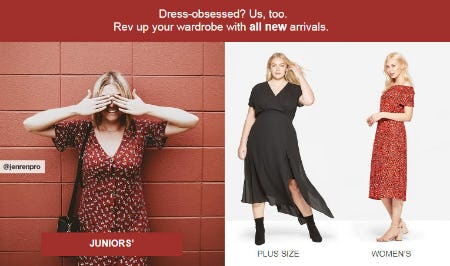 Shop New Arrivals from Target