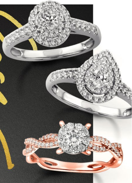 Dare to Make a Promise from Jared Galleria Of Jewelry