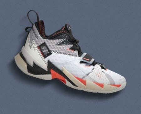 The Jordan Why Not? Zer0.3