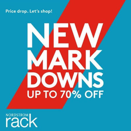 New Markdowns from Nordstrom Rack