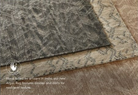 Just Arrived: Handwoven Rugs