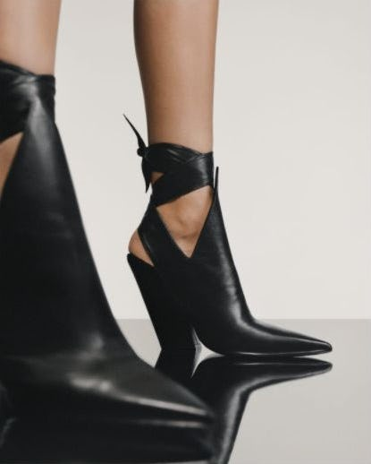 Discover Sculptural Heels from Burberry