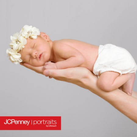 Newborn Photography Event from JCPenney Portraits