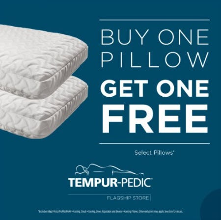 BOGO Pillows