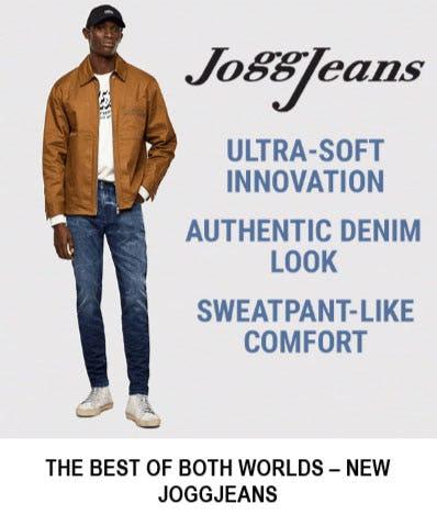 JoggJeans Update from Diesel