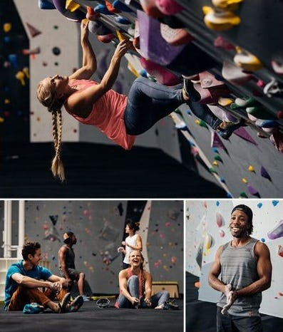 Men's & Women's Climbing: Designed for Indoor Climbing & Beyond from The North Face