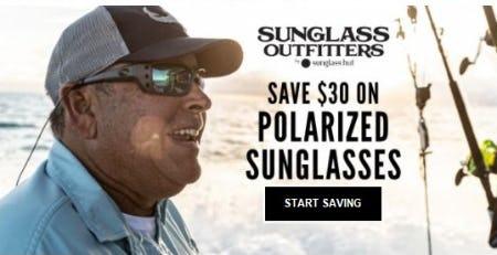 $30 Off Polarized Sunglasses