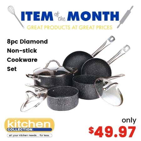 Item of Month from Kitchen Collection