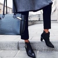 How to Wear Ankle Booties