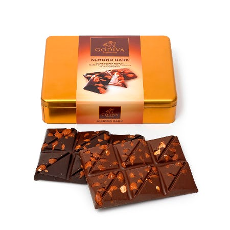 Almond Bark! Buy 1 Get 1 50% Off! from Godiva Chocolatier