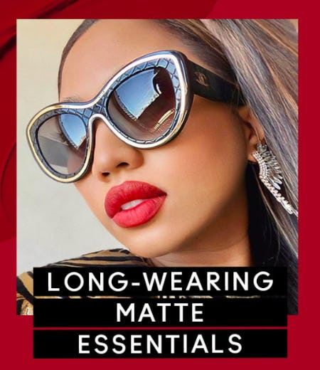 Long Wearing Matte Essentials from M.A.C