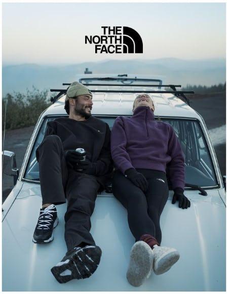 It's Sweatshirt Season from The North Face