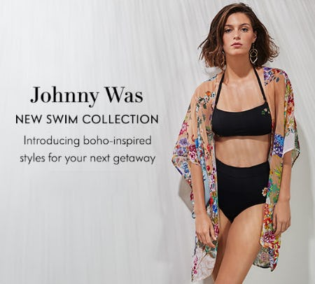 New Swim Collection from Neiman Marcus