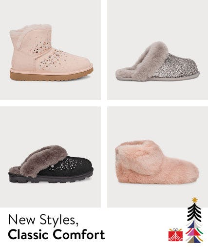 New Styles, Classic Comfort from Nordstrom