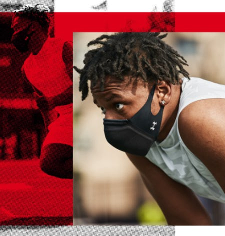 The UA SPORTSMASK Featherweight from Under Armour