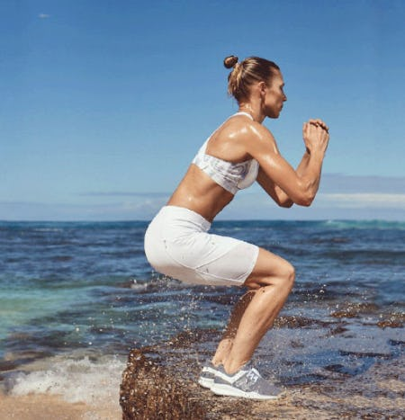 Jump-Start Your Workout from Athleta