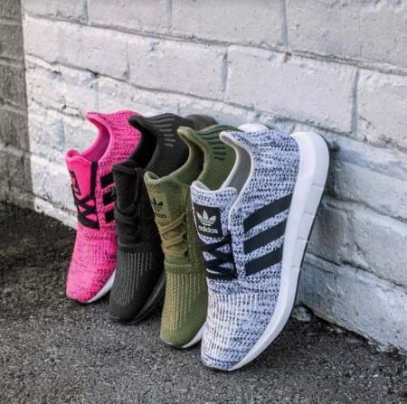 adidas Swift Run Athletic Shoes from Journeys Kidz