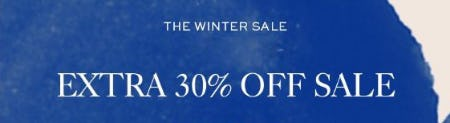Extra 30% Off Sale from Tory Burch