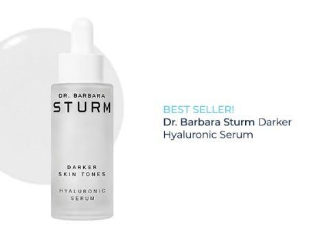 Dr. Barbara Sturm Darker Hyaluronic Serum