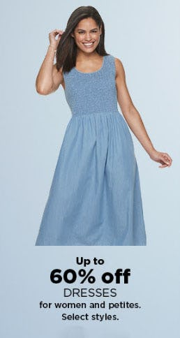 Up to 60% Off Dresses from Kohl's