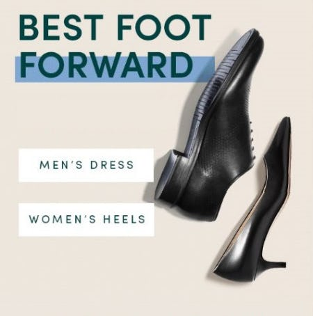 Suitable-All-Day Men's Dress Shoes & Women's Heels