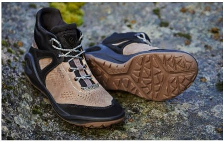 Lightweight Trail Styles from ECCO