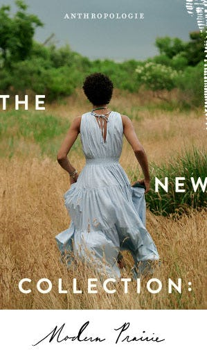 The New Collection: Modern Prairie from Anthropologie