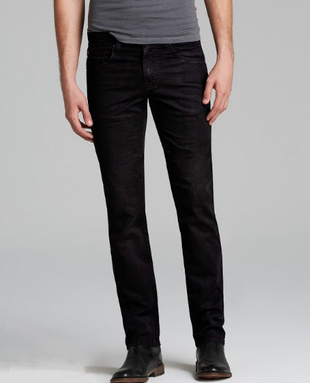 AG Matchbox Slim Fit Jeans from Bloomingdale's