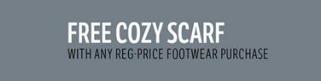 Free Cozy Scarf