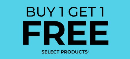 B1G1 Free on Select Products from Vitamin World