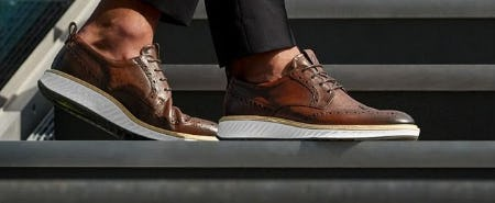 The New Office Cool: ECCO ST.1 Hybrid