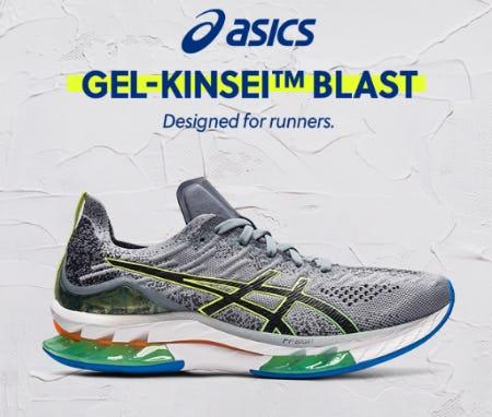 Asics Gel-Kinsei Blast - Designed for Runners