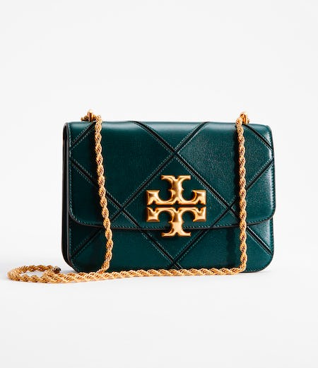 Introducing Eleanor: the new shoulder bag from Tory Burch