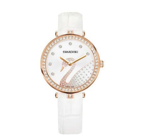 Aila Dressy Lady Swan Watch from Swarovski