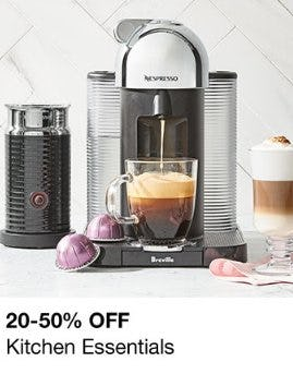 20-50% Off Kitchen Essentials
