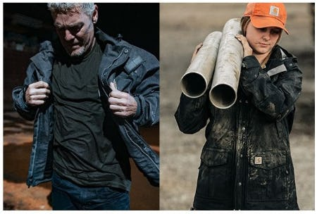 Jackets Born to Combat Cooler Temps