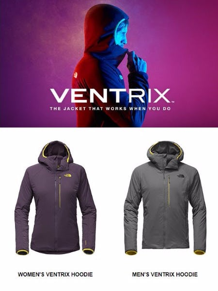 Introducing Our New Ventrix Jacket