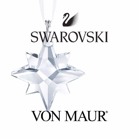 Swarovski Ornament Gift With Purchase from Von Maur