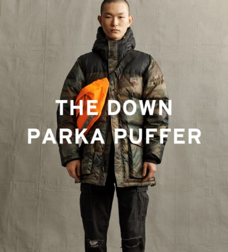 The Down Parka Puffer from The Levi's Store