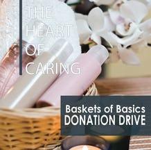 Baskets Of Basics Donation Drive