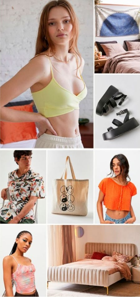 Hundreds of New Arrivals from Urban Outfitters