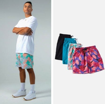 Discover these Eye-Catching Looks from CSG Field Shorts from Champs Sports