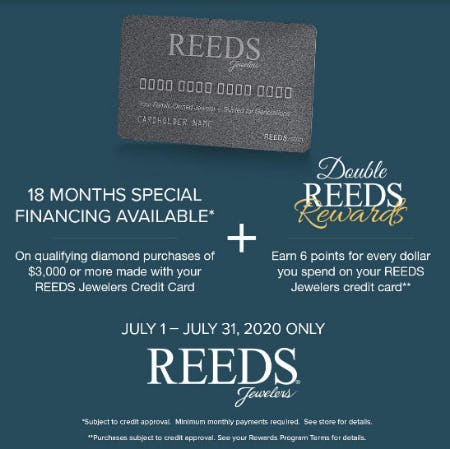 The Spring Event from Reed's