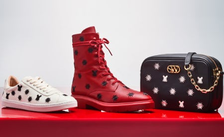 The Lunar New Year Capsule from STUART WEITZMAN