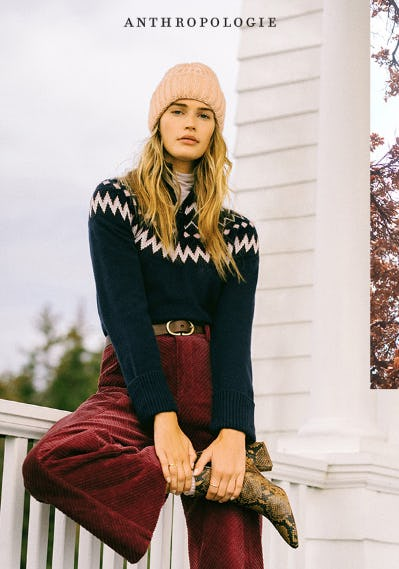 Shop New Arrivals from Anthropologie
